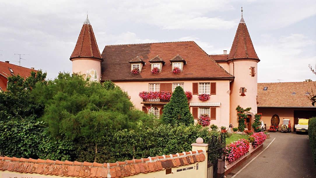 法国施密特庄园